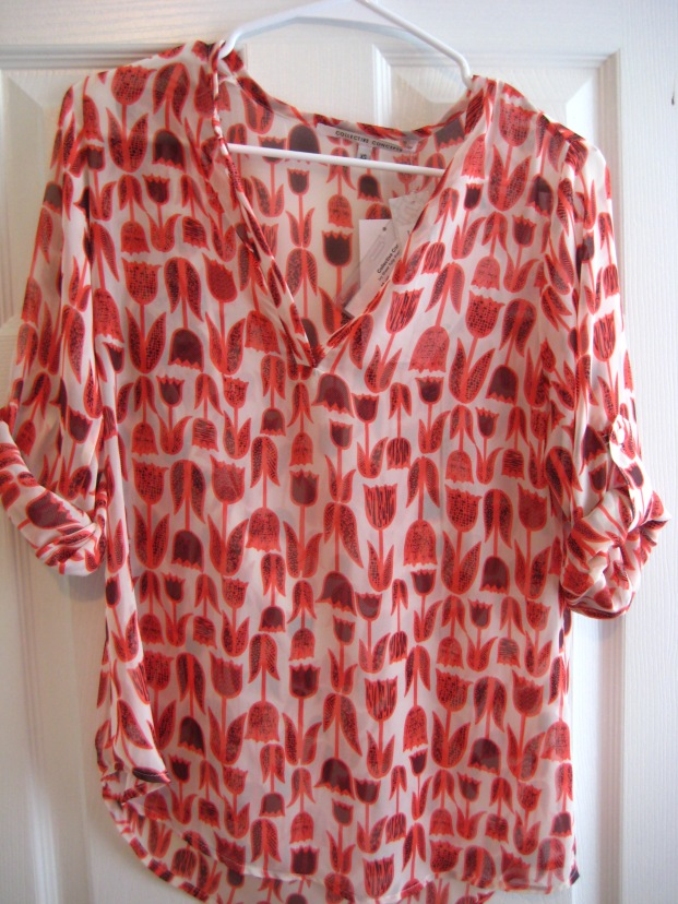 Tulip Blouse by Collective Concepts