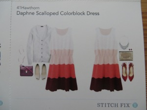 Colorblock Dress by 41Hawthorn