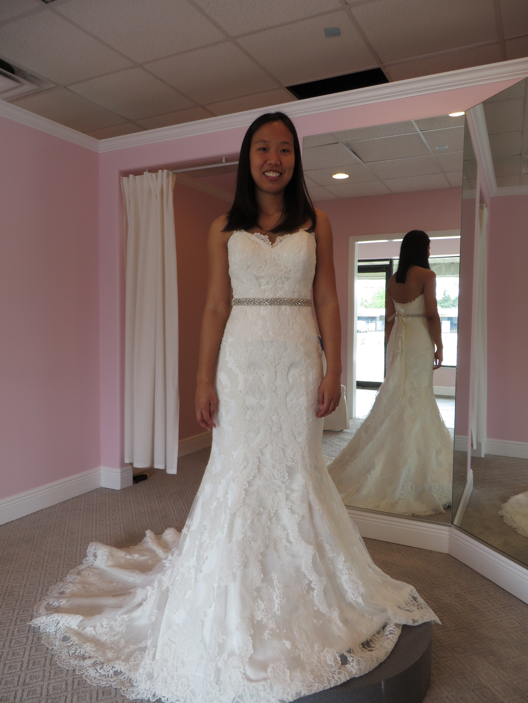 Stella york 5840 fon 39 s fabulous stitch fix experience for Stella york wedding dresses near me