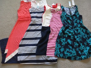 July 2014 Stitch Fix Review and Happy 4th of July!